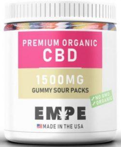 best organic CBD gummies