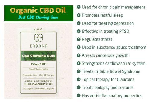benefits of cbd gum