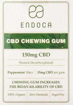 organic cbd gum